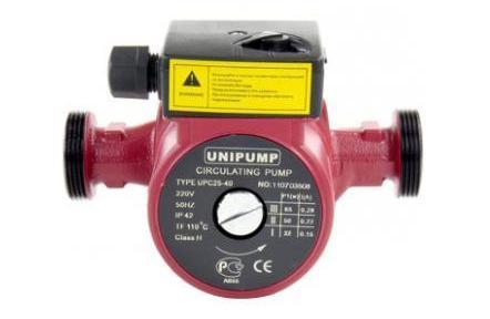 Unipump - UPC 25-40 180