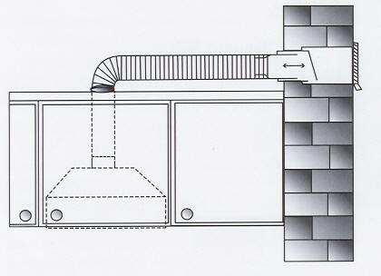 Схема монтажа кухонного