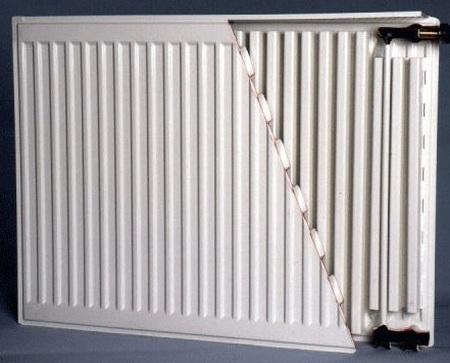 Радиатор стальной