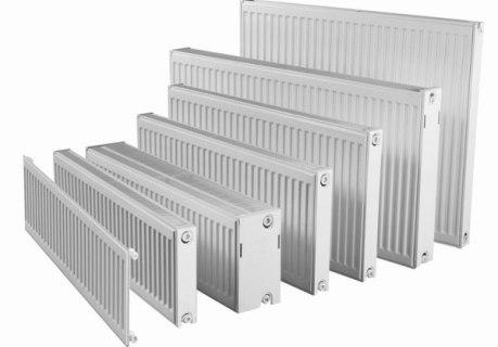 Сортамент панельных нагревательных приборов