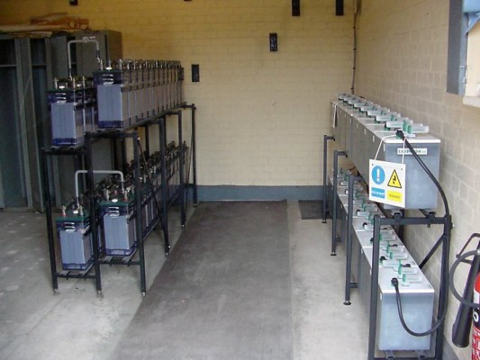 Вентиляция аккумуляторного помещения, цеха