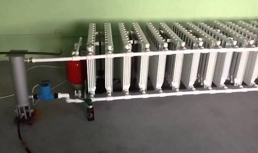 Генератор водорода для отопления дома