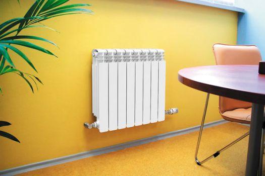 Традиционное отопление